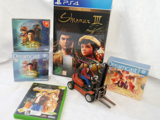 Shenmue Collection