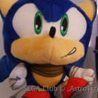 Sonic Boom Plüschi
