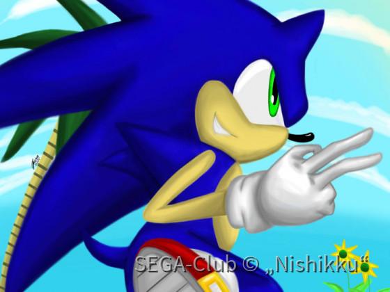 Sonic Fanart