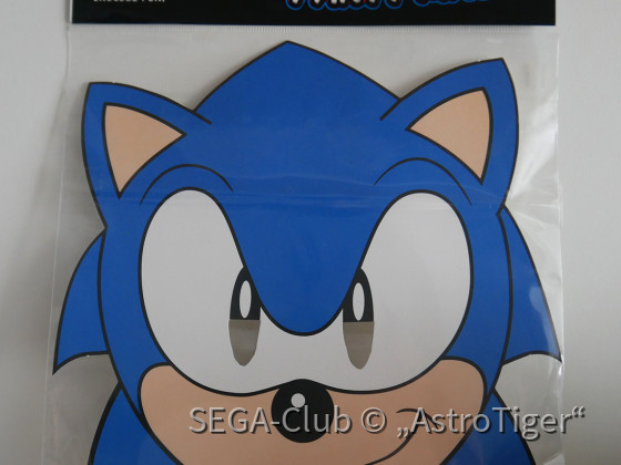 Sonic - Party Maske