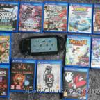 PS Vita - meine Sammlung