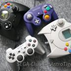 128-Bit: Vier Controller einer Ära!
