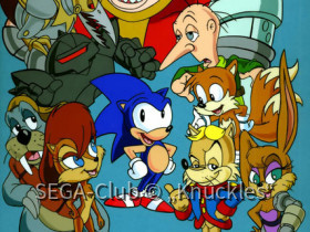 Sonic The Hedgehog - The animated series