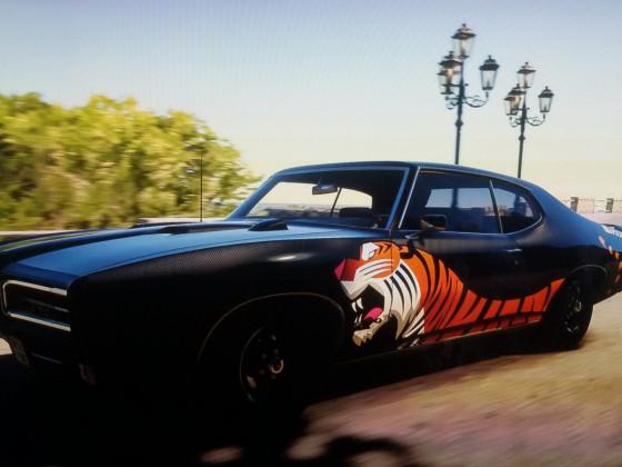 Astro's Tiger GTO
